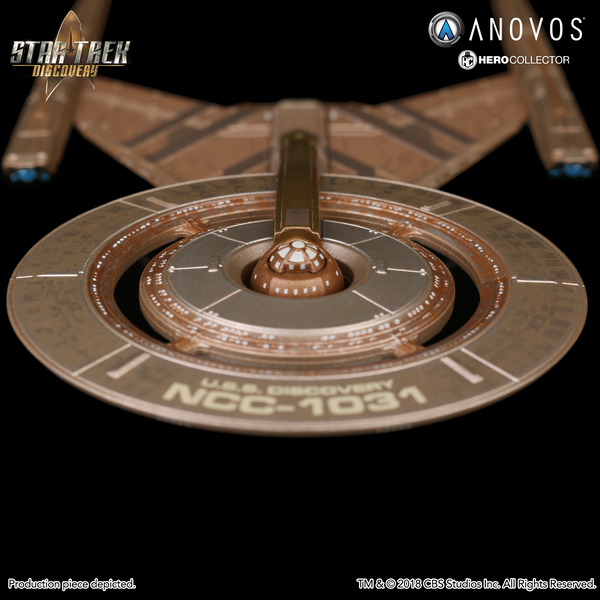 STAR TREK™: DISCOVERY U.S.S. Discovery NCC-1031 Collectible Ship Model