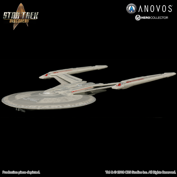 STAR TREK™: DISCOVERY U.S.S. Kerala NCC-1255 Collectible Ship Model