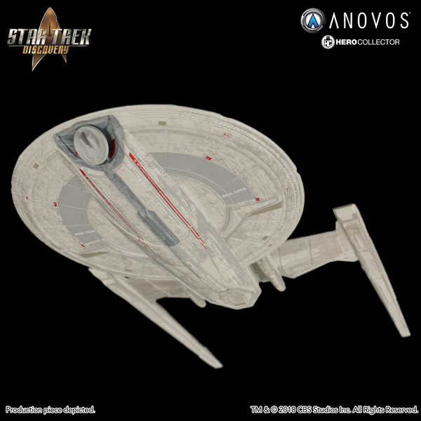 STAR TREK™: DISCOVERY U.S.S. Kerala NCC-1255 Collectible Ship Model (2018 Reservation)