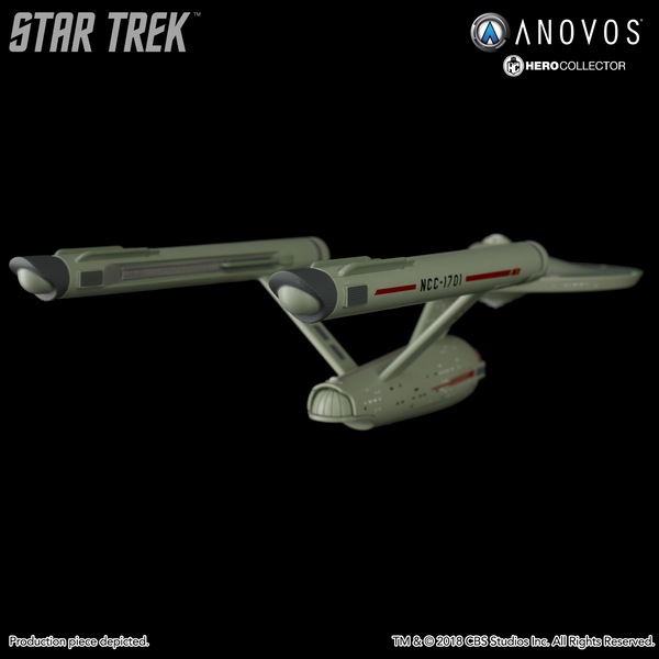 STAR TREK™: THE ORIGINAL SERIES U.S.S. Enterprise NCC-1701 Collectible XL Edition Ship Model (Reservation)