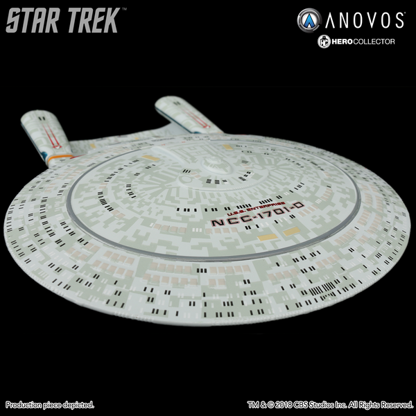 STAR TREK™: THE NEXT GENERATION U.S.S. Enterprise NCC-1701-D Collectible XL Edition Ship Model