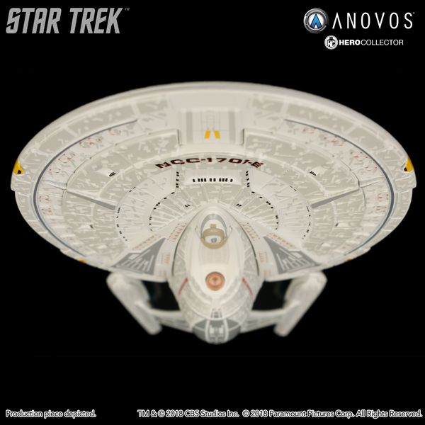 STAR TREK™: FIRST CONTACT U.S.S. Enterprise NCC-1701-E Collectible XL Edition Ship Model (Reservation)