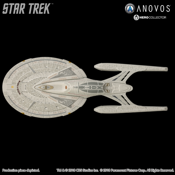 STAR TREK™: FIRST CONTACT U.S.S. Enterprise NCC-1701-E Collectible XL Edition Ship Model