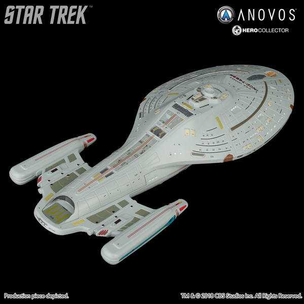 STAR TREK™: VOYAGER U.S.S. Voyager NCC-74656 Collectible XL Edition Ship Model (2018 Reservation)