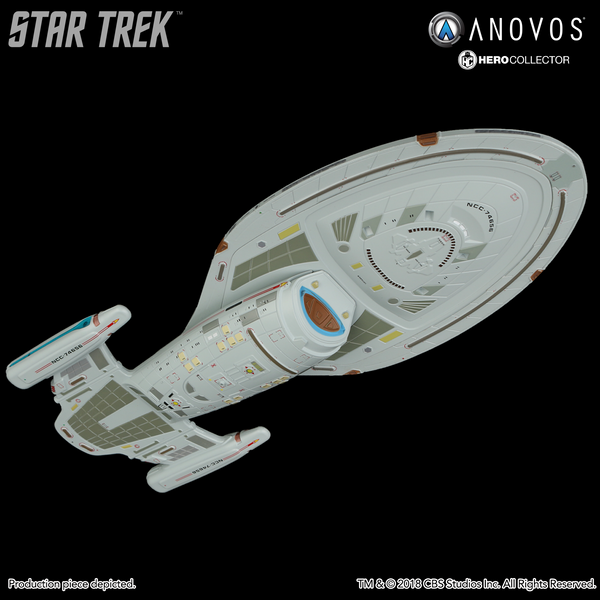 STAR TREK™: VOYAGER U.S.S. Voyager NCC-74656 Collectible XL Edition Ship Model (Reservation)