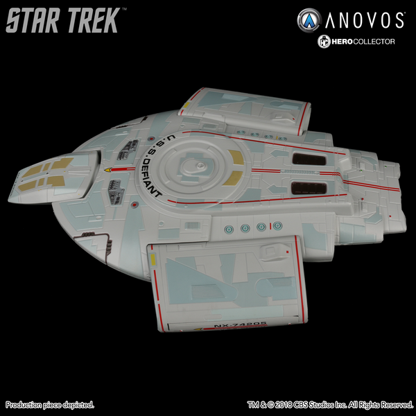 STAR TREK™: DEEP SPACE NINE U.S.S. Defiant NX-74205 Collectible XL Edition Ship Model