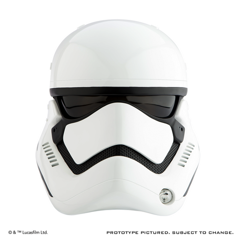STAR WARS™: THE FORCE AWAKENS: First Order Stormtrooper Helmet Premier Line Accessory