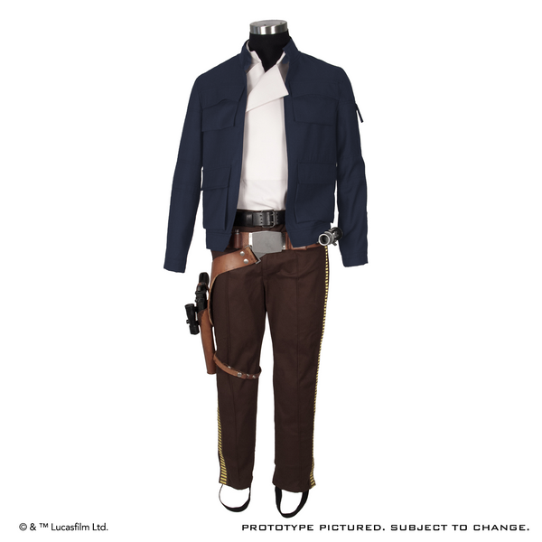 "STAR WARS™: THE EMPIRE STRIKES BACK: Han Solo™ ""Bespin"" Pant Belt Accessory"
