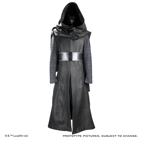 STAR WARS™: THE FORCE AWAKENS: Kylo Ren Costume Ensemble (Pre-Order)