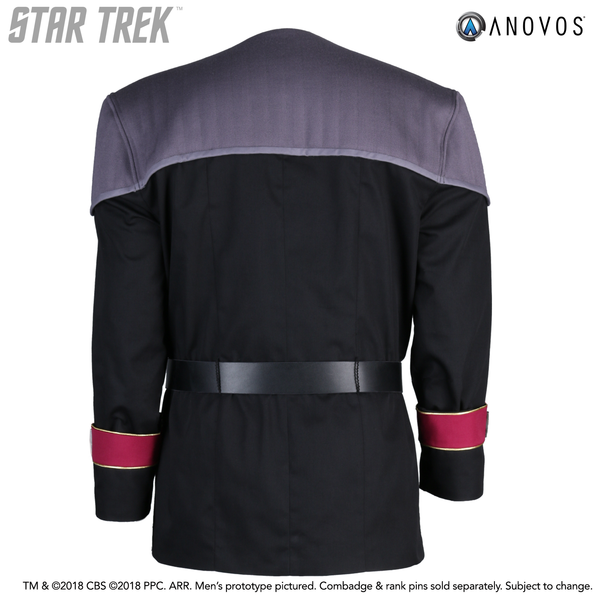 STAR TREK™: THE NEXT GENERATION Movie Era — Admiral's Uniform Jacket (Pre-Order)
