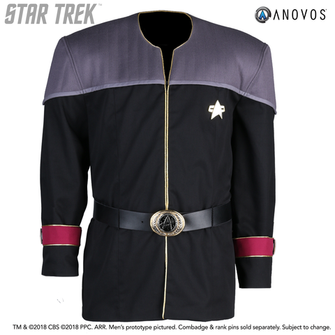 STAR TREK™: THE NEXT GENERATION Movie Era — Admiral's Uniform Jacket Men's Small