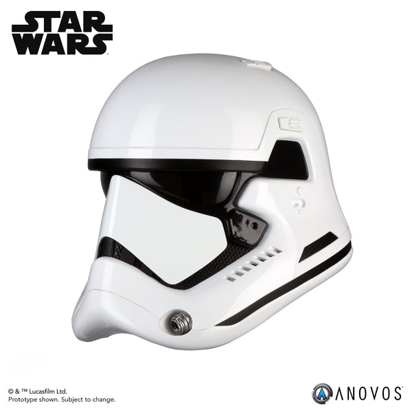 STAR WARS™: THE LAST JEDI First Order Stormtrooper Helmet Accessory (Interest List Pre-Order)