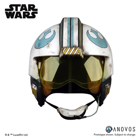 ROGUE ONE: A STAR WARS™ STORY General Merrick Blue Squadron Helmet Accessory (Pre-Order)