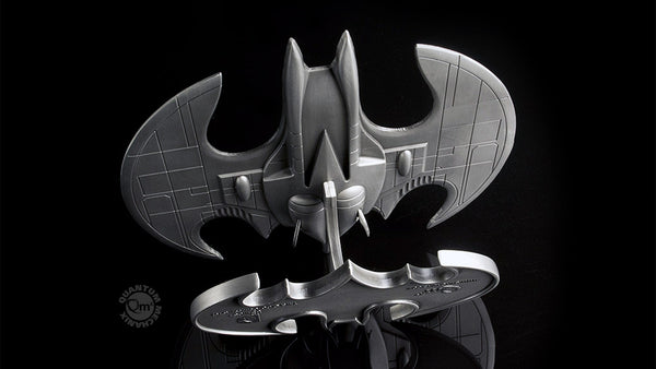 BATMAN 1989 Batwing Replica Desk Statue