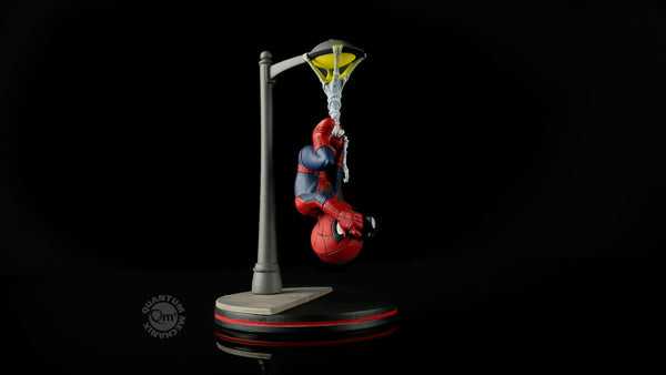 MARVEL™ Spider-Man Spider Cam Q-Fig Diorama