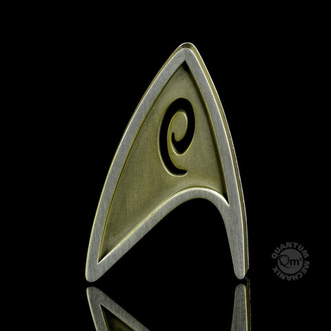 STAR TREK™: BEYOND - Magnetic Insignia Badge - Operations