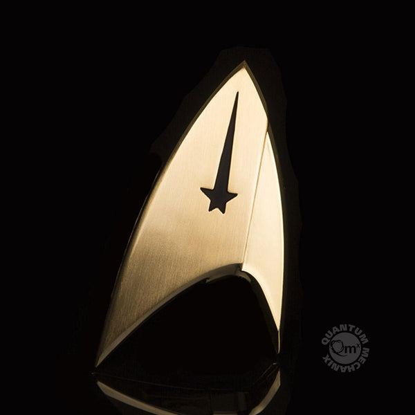 STAR TREK™: DISCOVERY Magnetic Insignia Badge - Command