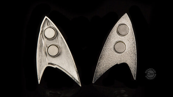 STAR TREK™: DISCOVERY Magnetic Insignia Badge - Science