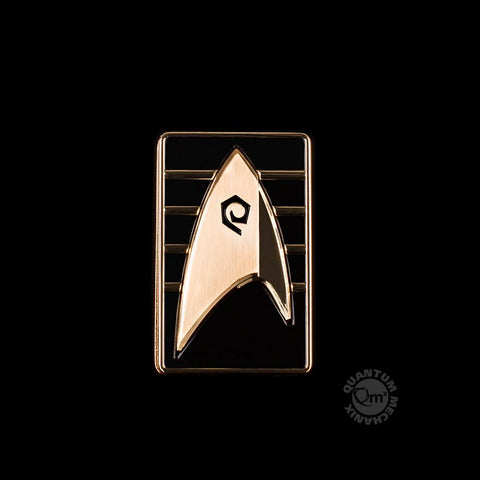 STAR TREK™: DISCOVERY Magnetic Insignia Badge - Cadet Tilly Badge