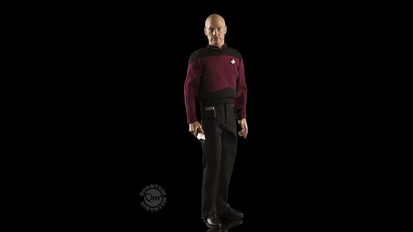 STAR TREK: THE NEXT GENERATION Picard 1:6 Scale Articulated Figure