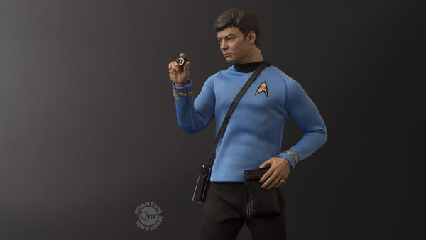 STAR TREK: THE ORIGINAL SERIES McCoy 1:6 Scale Articulated Figure (2018 Reservation)