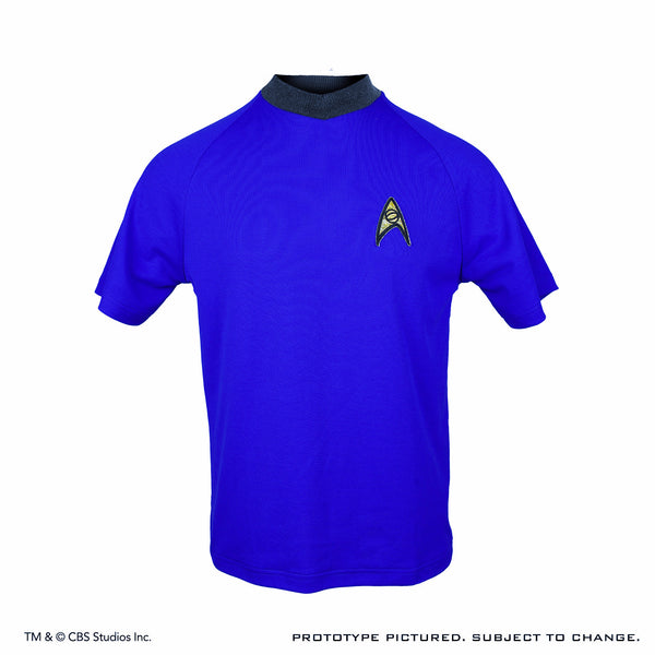 STAR TREK ™ : The Original Series - Retro Starfleet Uniform Shirt