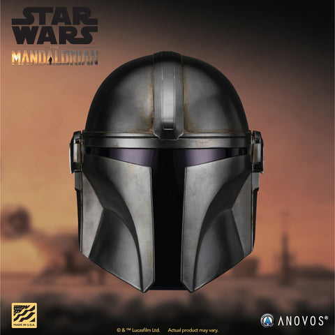 STAR WARS™ The Mandalorian™ Helmet