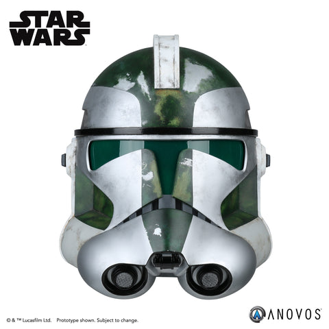 STAR WARS™ Commander Gree Clone Trooper Helmet Accessory (In Development)