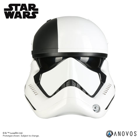 STAR WARS™: THE LAST JEDI First Order Stormtrooper Executioner Helmet Accessory