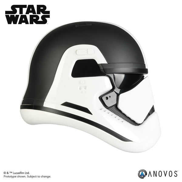 STAR WARS: THE LAST JEDI First Order Stormtrooper Executioner Helmet Accessory