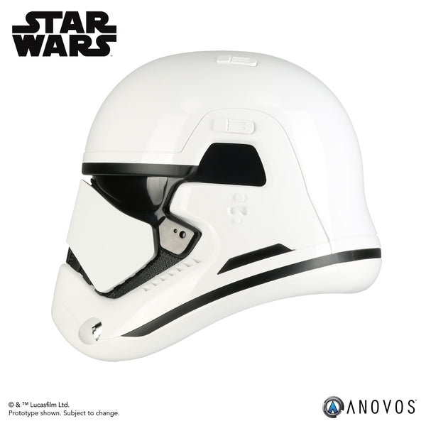 STAR WARS™: THE LAST JEDI First Order Stormtrooper Standard Executioner Helmet Accessory
