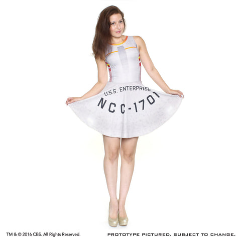 STAR TREK: NCC-1701 Fashion Dress (Pre-Order)