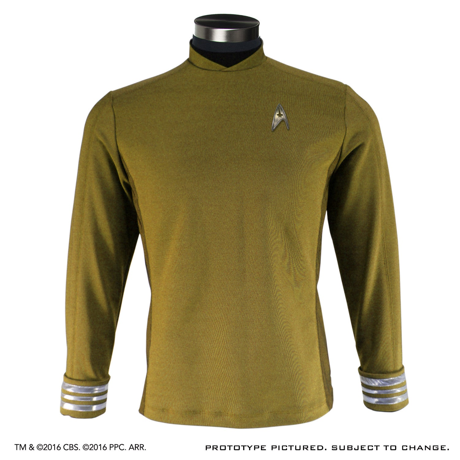 425e71a1a Out of Stock STAR TREK™: BEYOND - Men's Starfleet Uniform Tunic - Standard  Line
