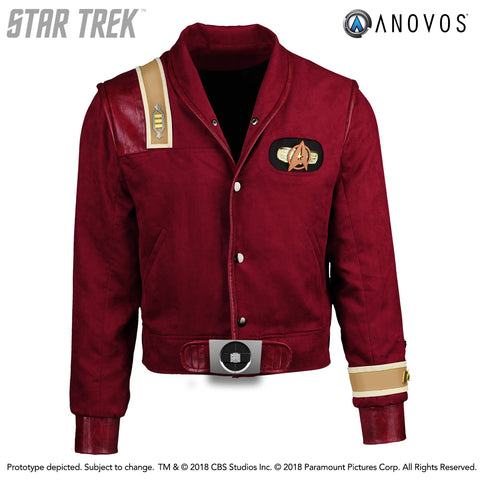 STAR TREK™: THE SEARCH FOR SPOCK Captain Scott Bomber Jacket