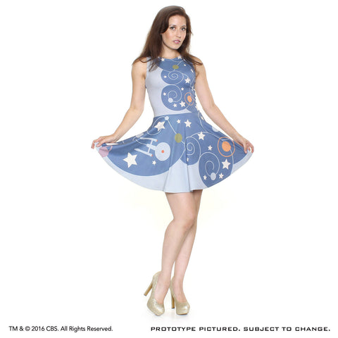STAR TREK: City On The Edge of Forever Fashion Dress (Q2 2017 Reservation)