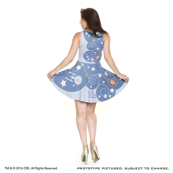 STAR TREK: City On The Edge of Forever Fashion Dress