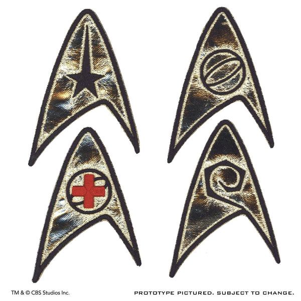 STAR TREK: Insignia Patch