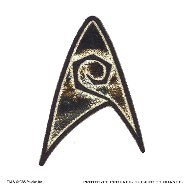 STAR TREK™: Insignia Patch