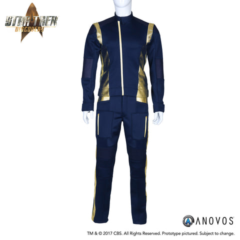 STAR TREK: DISCOVERY - Starfleet Officer's Duty Uniform for Men (Pre-Order)