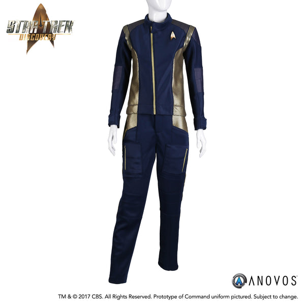 STAR TREK™: DISCOVERY - Starfleet Captain's Duty Uniform for Women