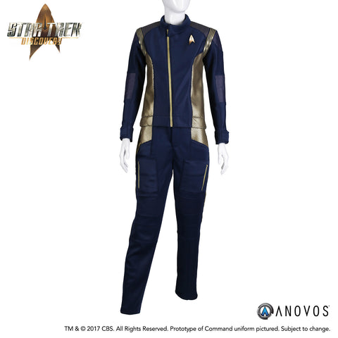 STAR TREK™: DISCOVERY - Starfleet Captain's Duty Uniform for Women (Pre-Order)