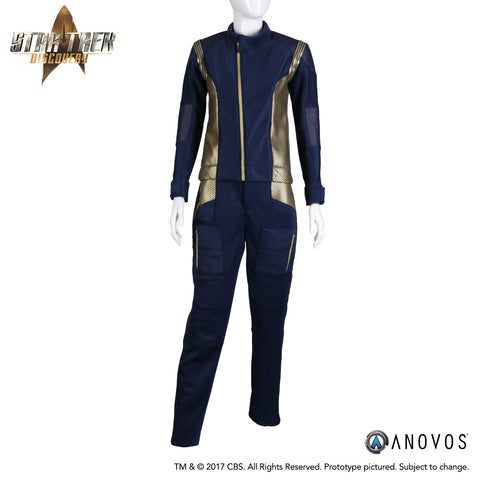 STAR TREK: DISCOVERY - Starfleet Officer's Duty Uniform for Women (Pre-Order)