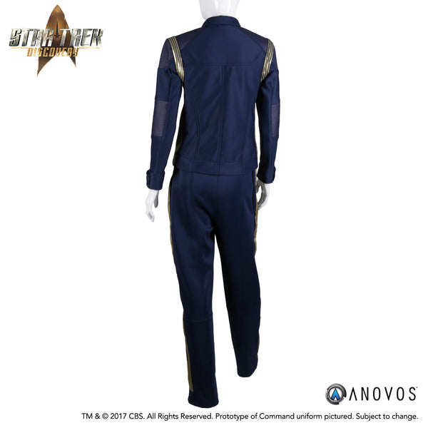 STAR TREK™: DISCOVERY - Starfleet Officer's Duty Uniform for Women (Pre-Order)