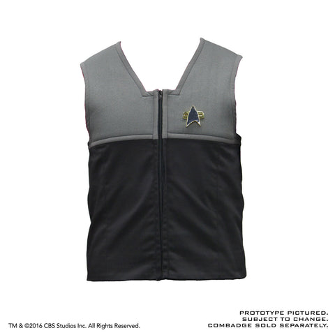 STAR TREK FIRST CONTACT / DEEP SPACE 9 Style Starfleet Uniform Vest - Standard Line