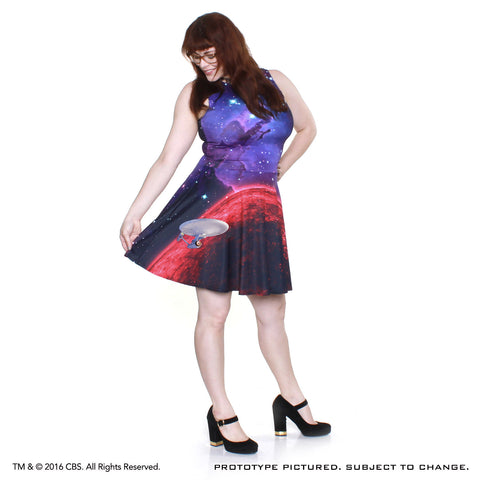 STAR TREK: Nebula Fashion Dress