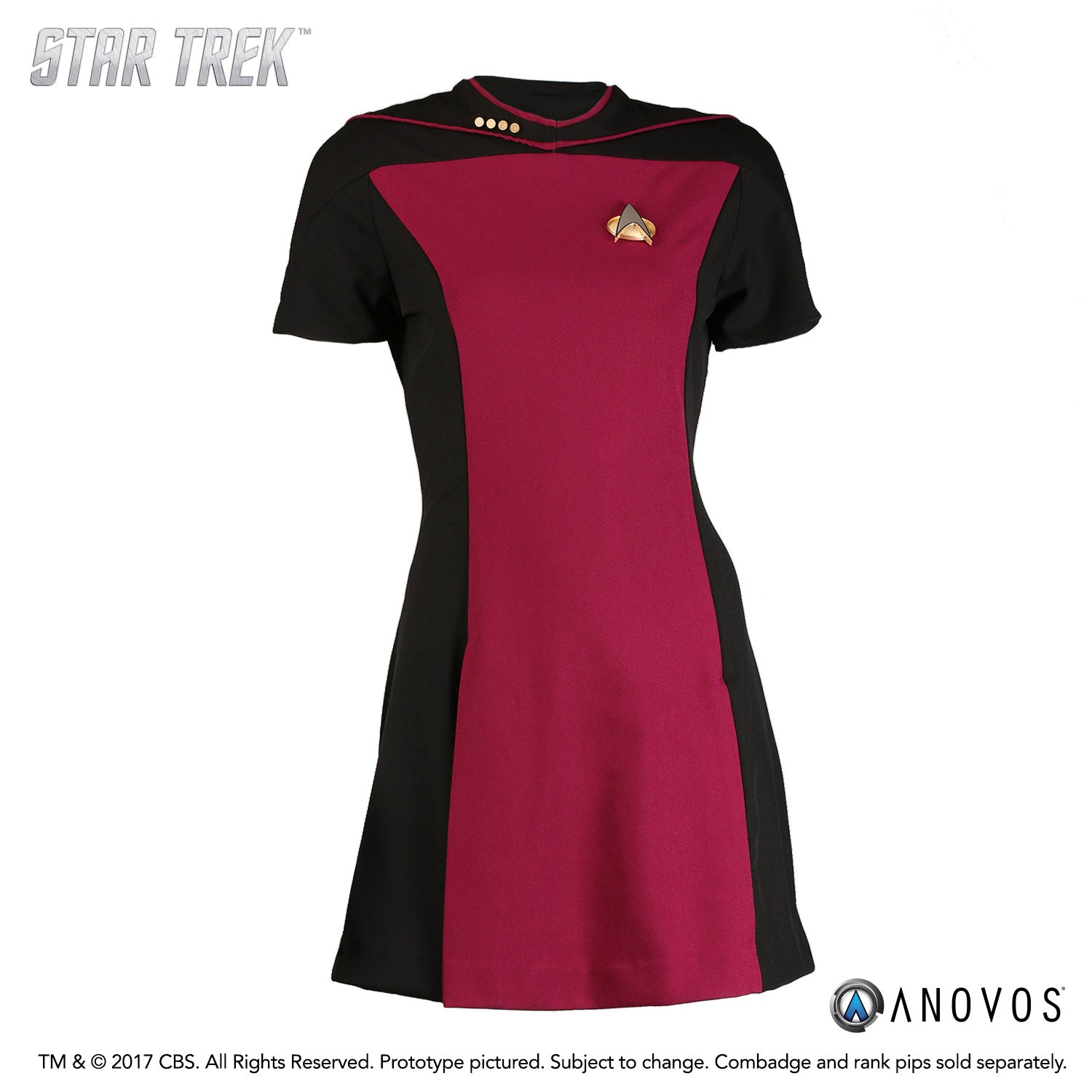 069ef88a0 STAR TREK: THE NEXT GENERATION Women's Skant Uniform