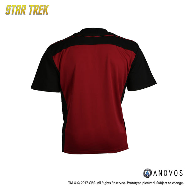 STAR TREK ™ : The Next Generation Shore Leave Collection Uniform Shirt (Reservation)