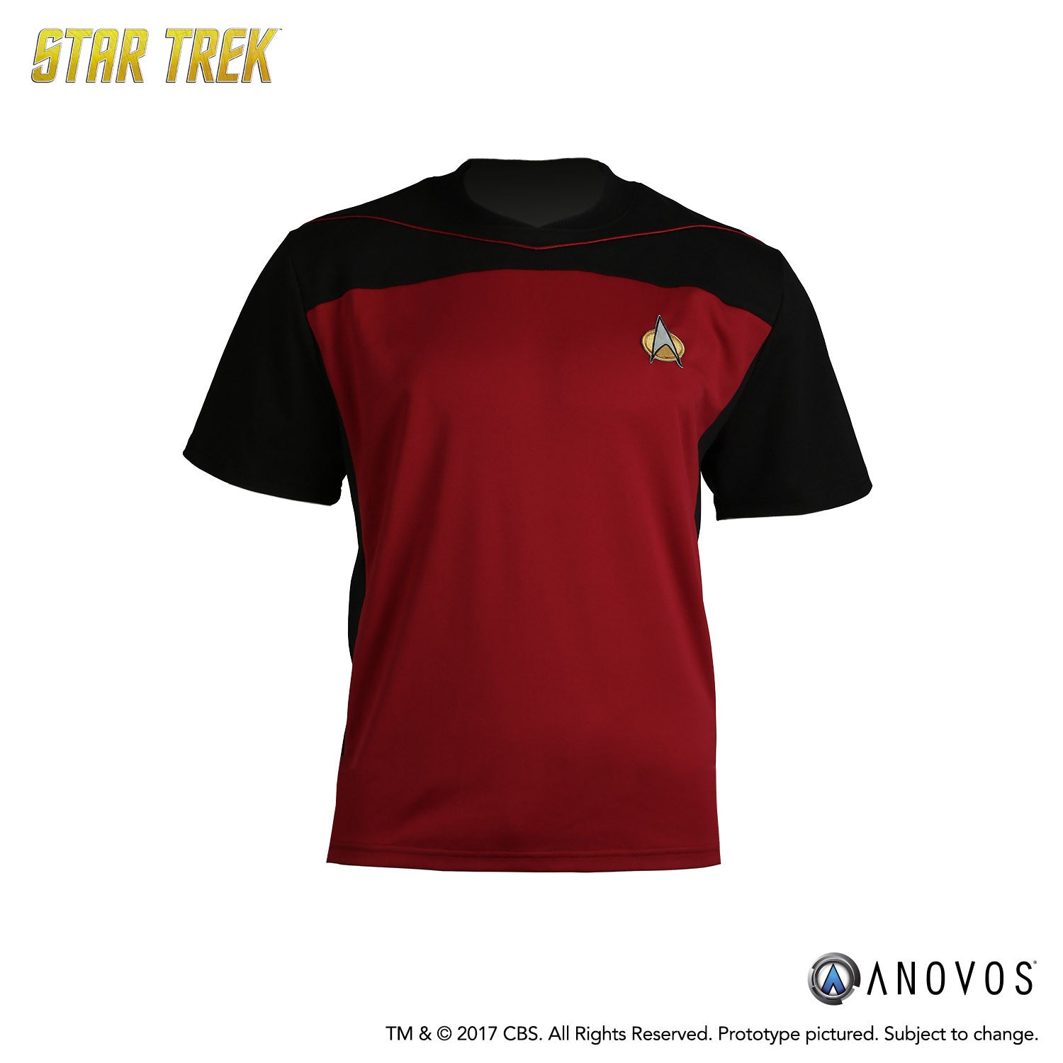 6ce1a109c STAR TREK™: THE NEXT GENERATION Shore Leave Collection Uniform Shirt