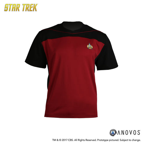 STAR TREK ™ : The Next Generation Shore Leave Collection Uniform Shirt (2018 Reservation)