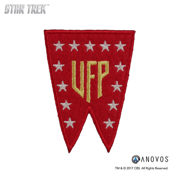 STAR TREK: The Official Patch Collection — United Federation of Planets Pennant (Patch 1 of 4: Wave 2 Release)